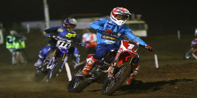 Penrite Honda riders Brayton and Faith lead charge