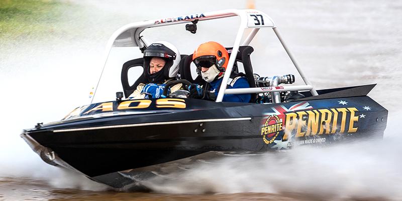 Epic entry list for Penrite V8 Superboats Keith return