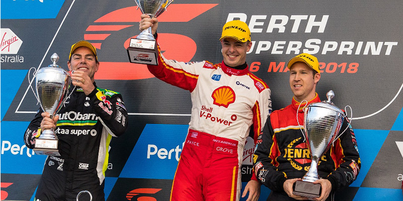 Reynolds claims second at Barbagallo