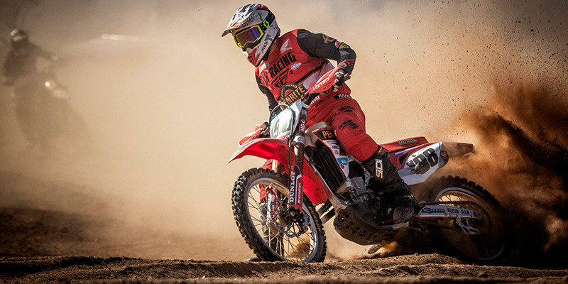 Penrite Honda is prepared for Penrite Hattah Desert Race