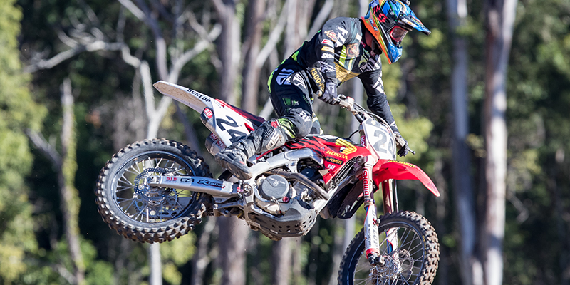 Metcalfe moves to 5th in MX Nationals Championship following Retro Double Round