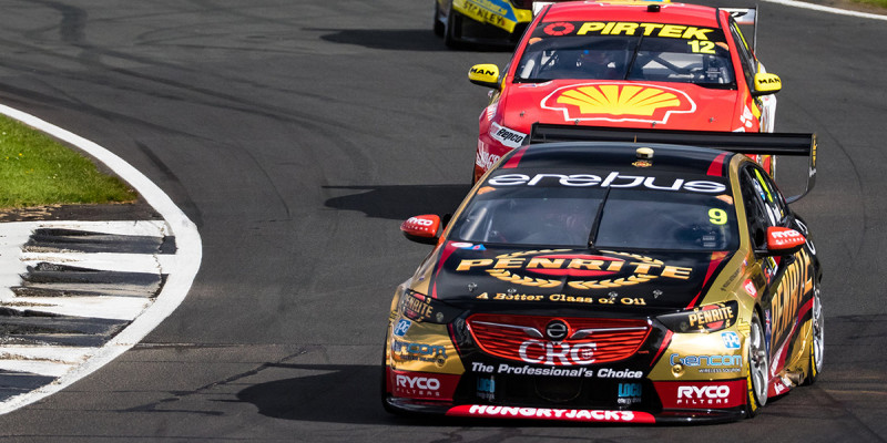 Erebus Penrite Racing Auckland SuperSprint Report