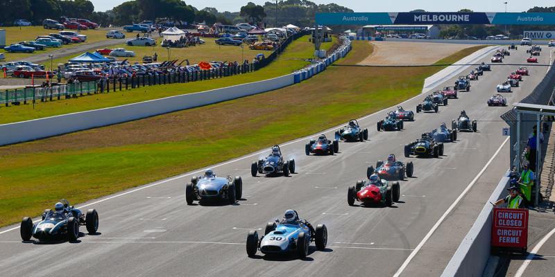 Largest gathering of Bathurst Winners will attend Phillip Island Classic 'Festival of Motorsport'