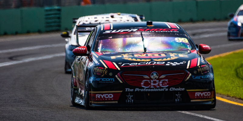 Dave runs to 8th and Anton 12th in AGP finale