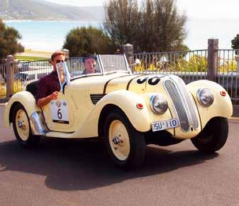 1938 BMW 328 SPORTS