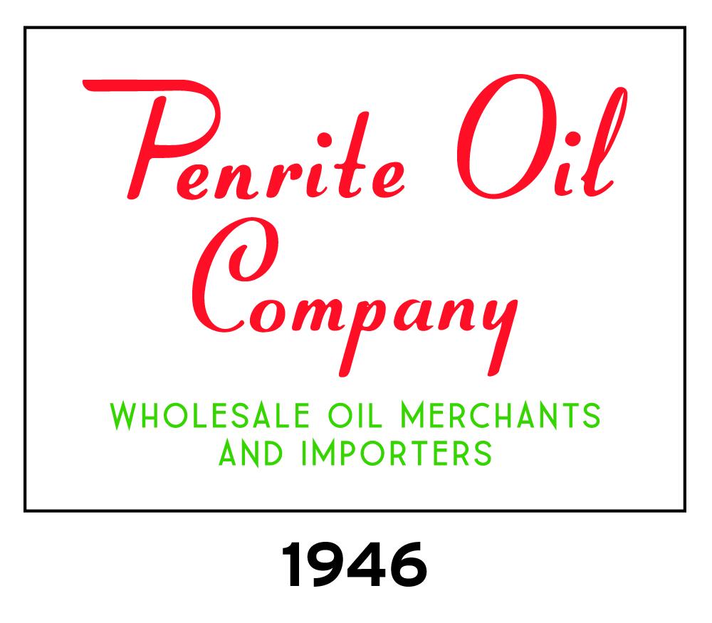 Penrite Oil Logo 1950