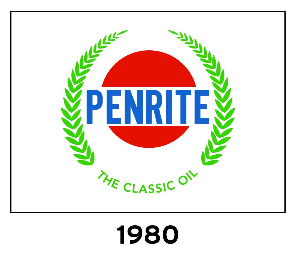 Penrite Oil Logo 1960