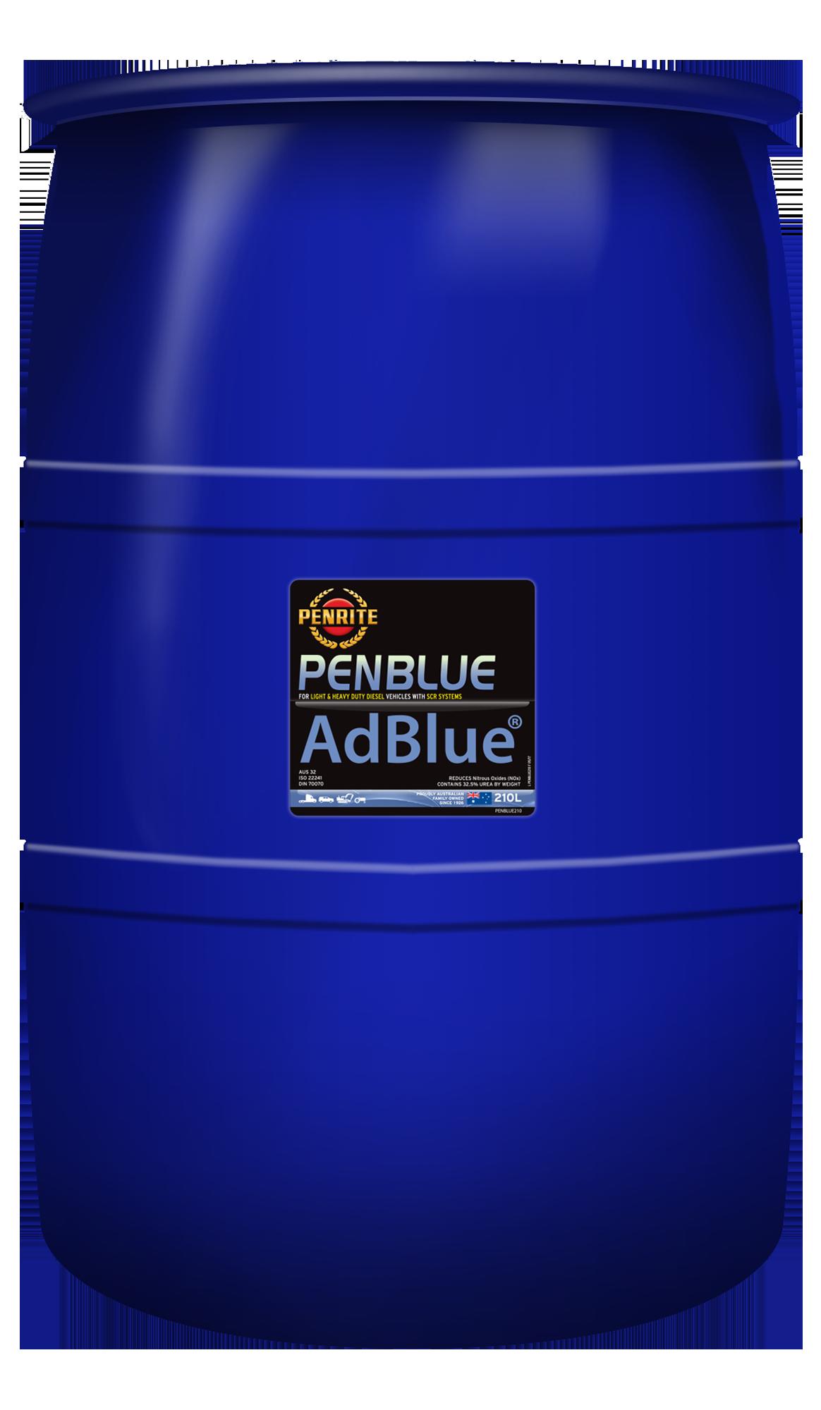 PENBLUE (ADBLUE) DEF - Diesel Exhaust Fluid   Penrite Oil