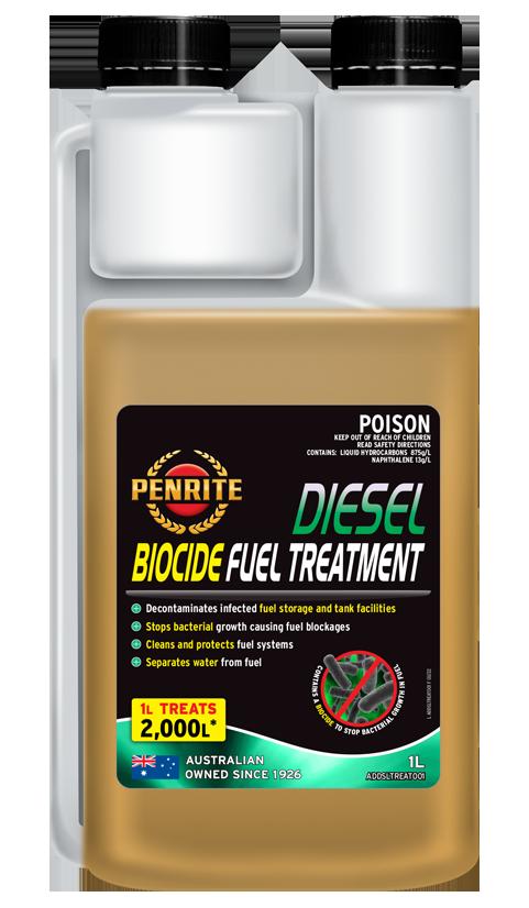 Penrite Oil- DIESEL BIOCIDE FUEL TREATMENT - Fuel/Exhaust Treatments