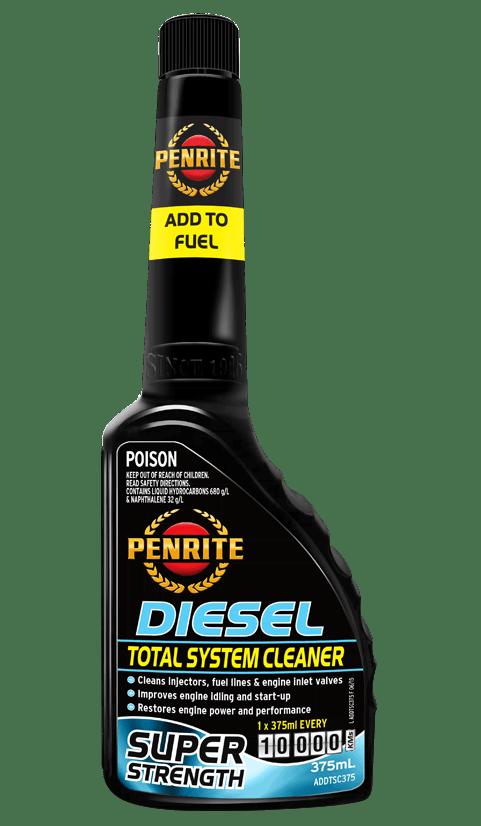 Penrite Oil - DIESEL TOTAL SYSTEM CLEANER - 375mL
