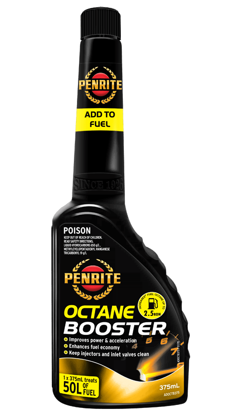 Penrite Oil- OCTANE BOOSTER - Fuel/Exhaust Treatments