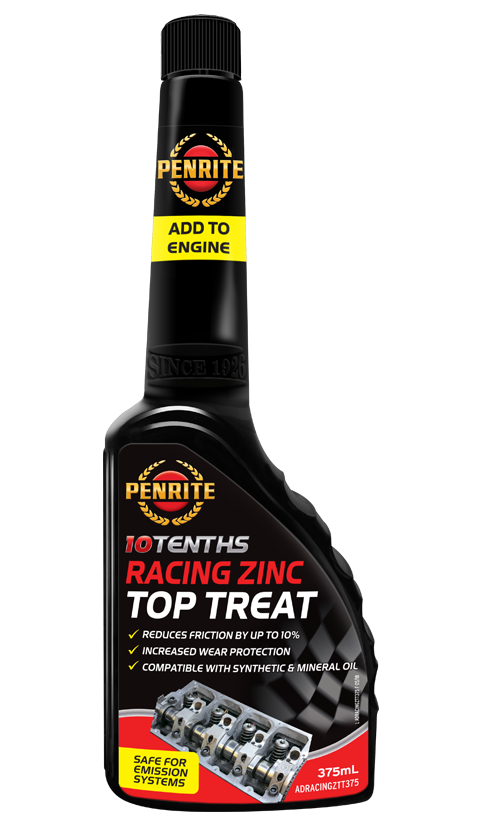 Penrite Oil - RACING ZINC TOP TREAT - 375ml