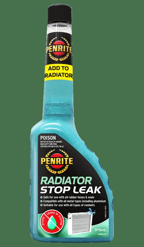 Penrite Oil- RADIATOR STOP LEAK - Additives