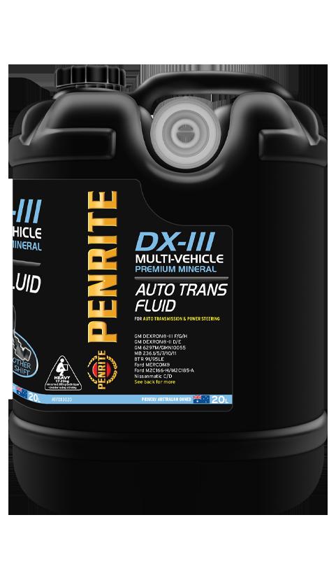 Penrite Oil - ATF DX-III (Mineral) - 20L