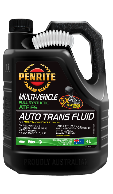 Penrite Oil- ATF FS (Full Syn.) - Auto Transmission Fluids (ATF)