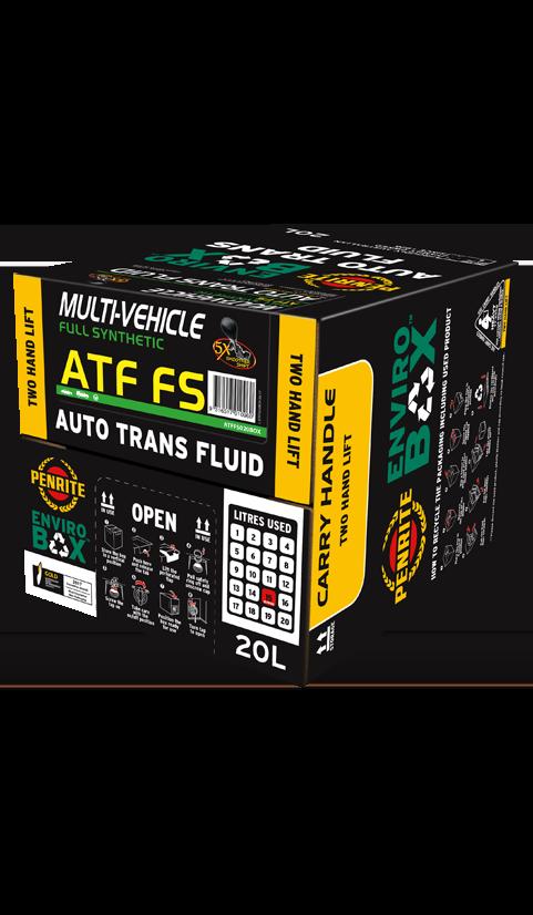 Penrite Oil - ATF FS (Full Syn.) - 20L