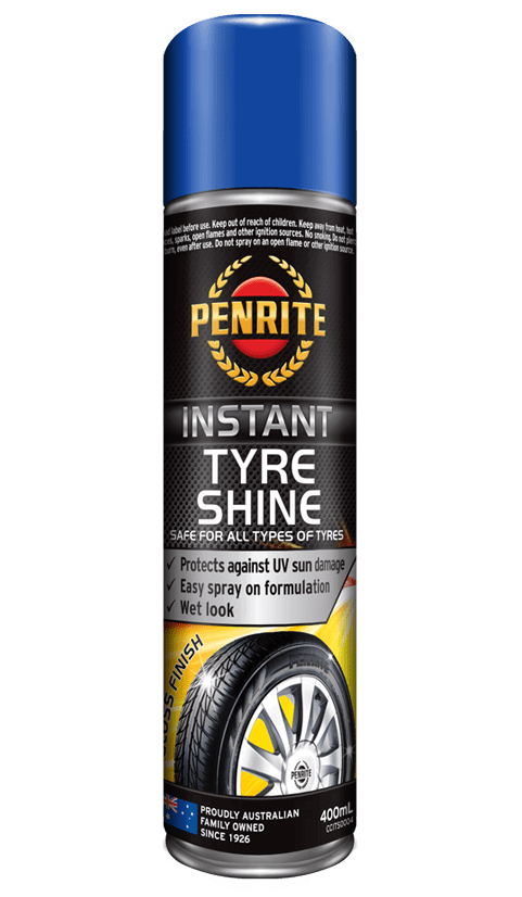 Penrite Oil - INSTANT TYRE SHINE - 400mL