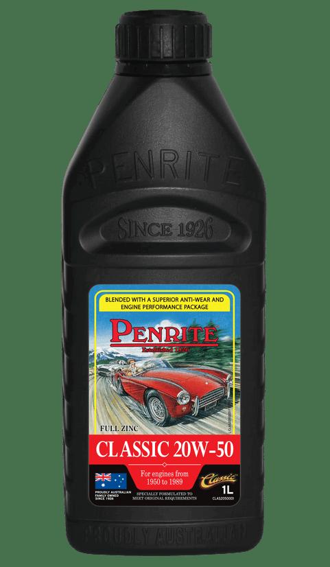 Penrite Oil - CLASSIC 20W-50 - 1L