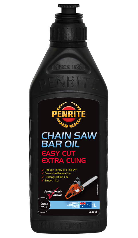 Penrite Oil - CHAIN SAW BAR OIL - 1L