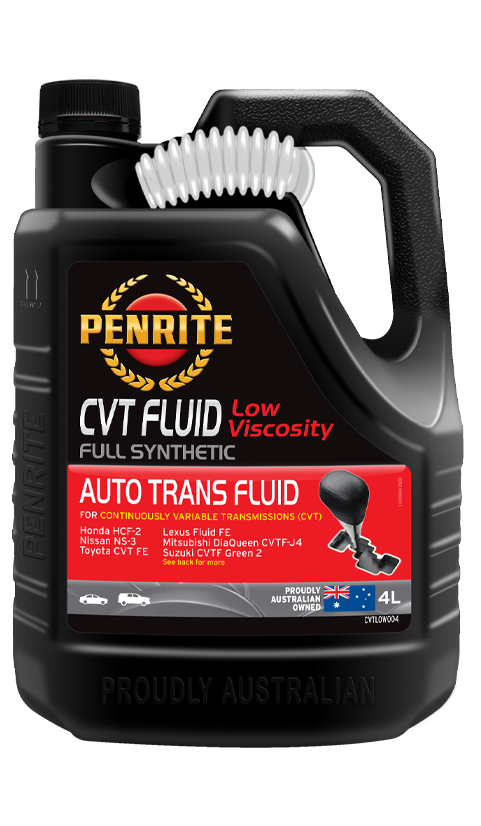 CVT-LOW VISCOSITY (Full Syn) | Penrite Oil