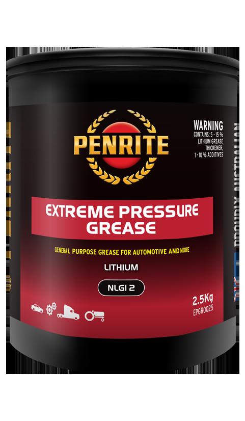 Penrite Oil - EXTREME PRESSURE GREASE - 2.5Kg