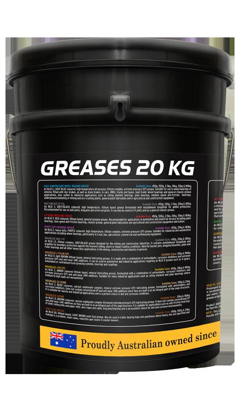 Penrite Oil - EXTREME PRESSURE GREASE - 20Kg
