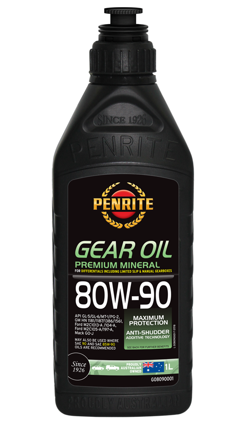 GEAR/DIFFERENTIAL OILS | Penrite Oil