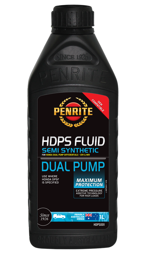 Penrite Oil- HDPS (HONDA DUAL PUMP SYSTEM) (FULL SYN) - Manual Transmission/Differential Gear Oils