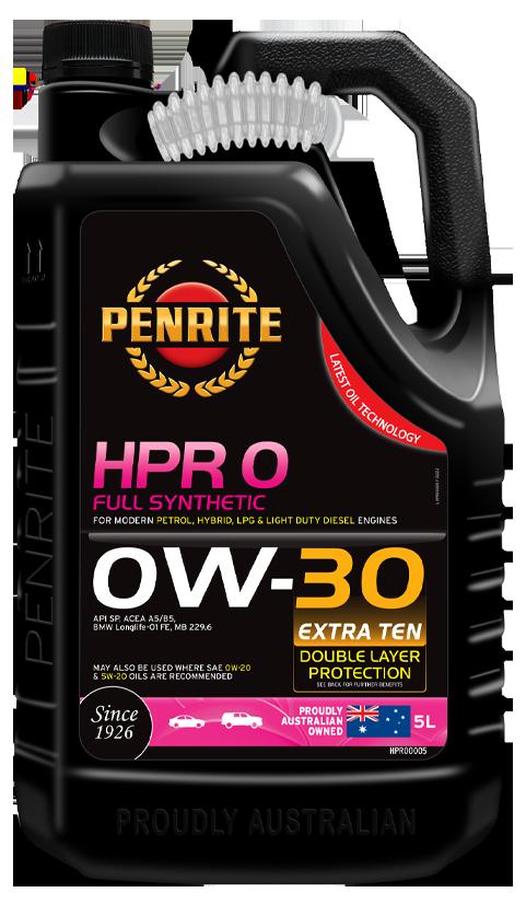Penrite Oil 0w 30
