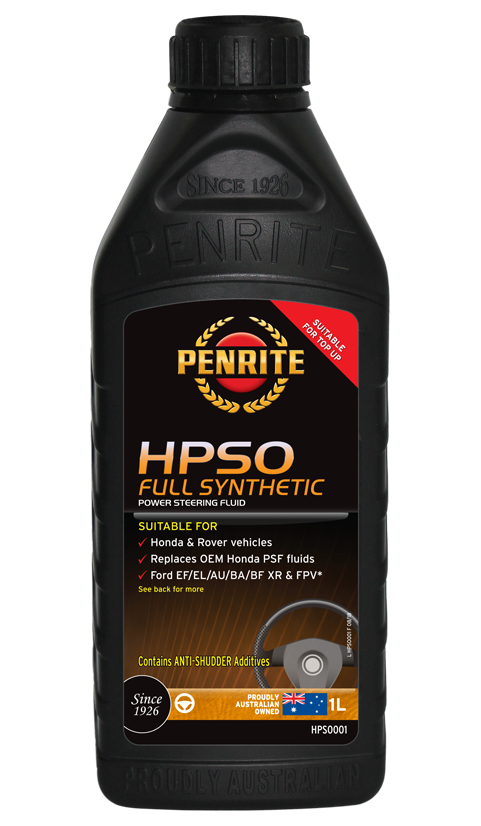 HPSO (Honda Power Steering Oil)