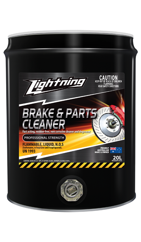 Penrite Oil- BRAKE & PARTS CLEANER - Cleaning
