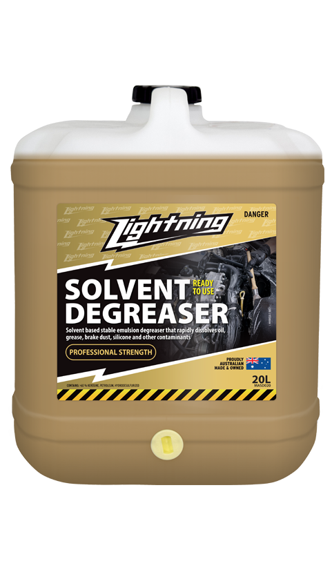 Penrite Oil- SOLVENT DEGREASER  - Cleaning