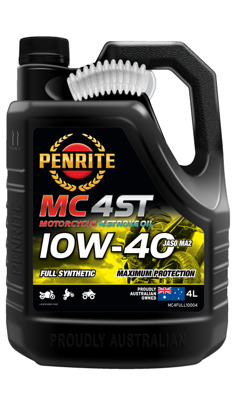 MC-4ST FULL SYNTHETIC 10W-40