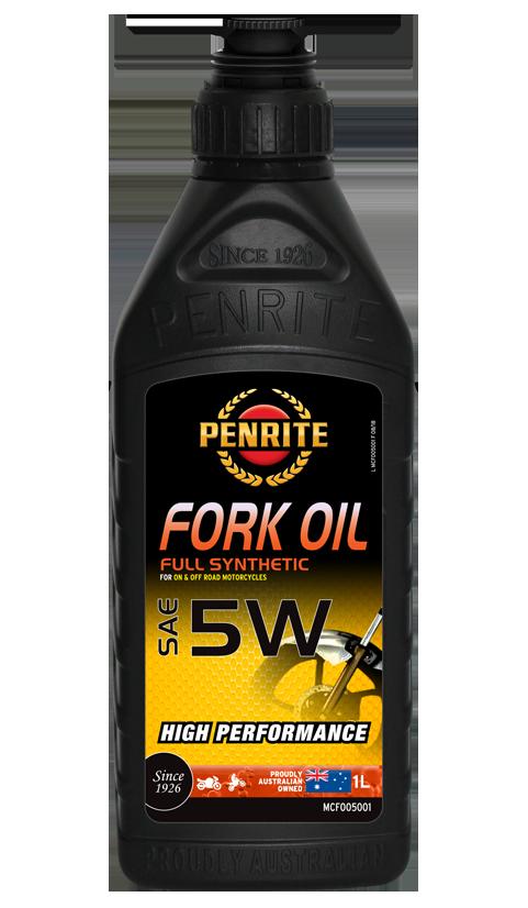 Penrite Oil - MC FORK OIL 5 (FULL SYNTHETIC) - 1L