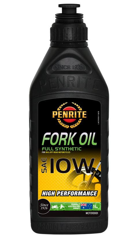 MC FORK OIL 10 (FULL SYNTHETIC)