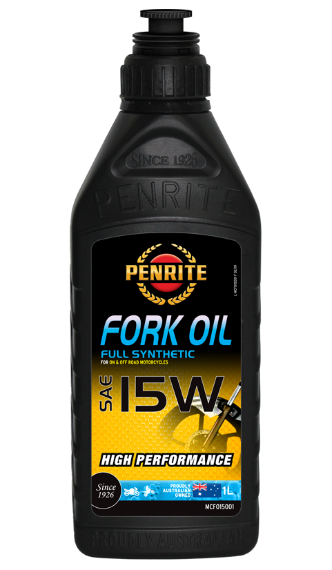 MC FORK OIL 15 (FULL SYNTHETIC)