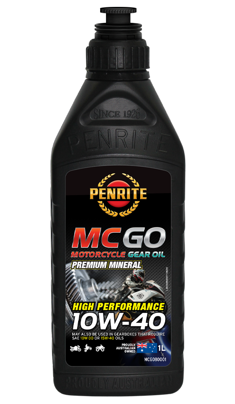 MC GEAR OIL (MINERAL)
