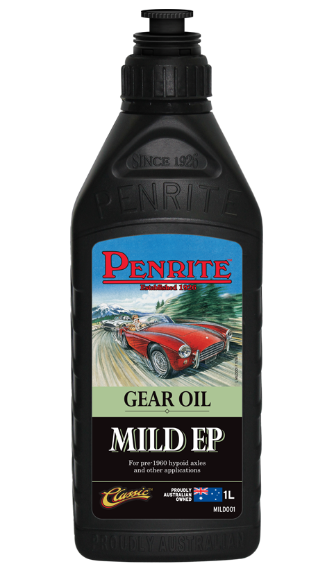 Penrite Oil- MILD EP GEAR OIL SAE 110 - Manual Transmission/Differential Gear Oils