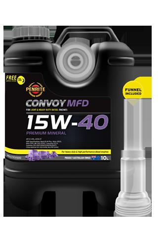 Penrite Oil- MULTIFLEET DIESEL 15W-40 (MINERAL)  - 15W-40