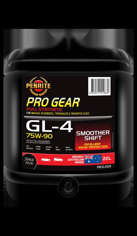 Penrite Oil - PRO GEAR GL-4 75W-90 - 20L