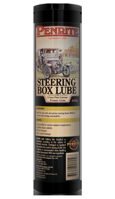 Penrite Oil - STEERING BOX LUBE - 450g