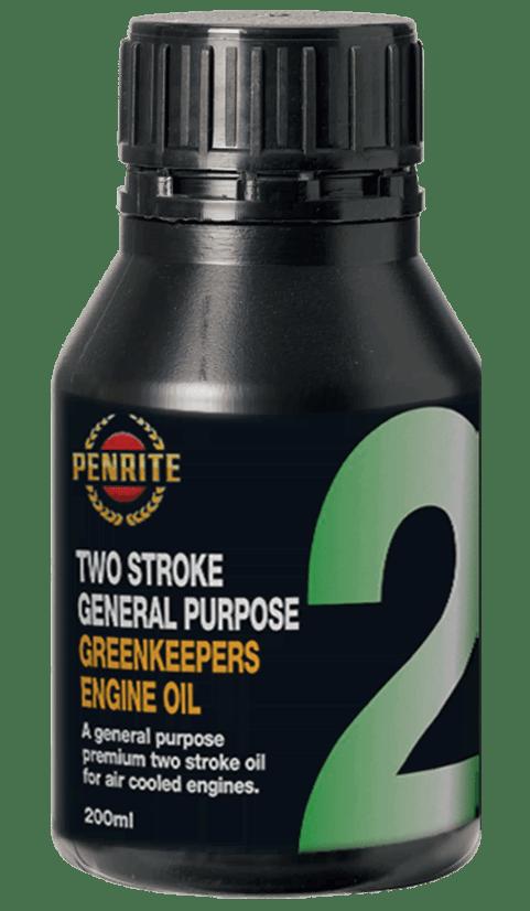 Penrite Oil - GREENKEEPERS 2 STROKE OIL (Mineral) - 200mL