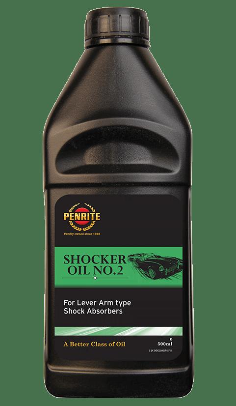Penrite Oil - MC FORK OIL 20 EQUIVALENT (FULL SYN.) - 1L