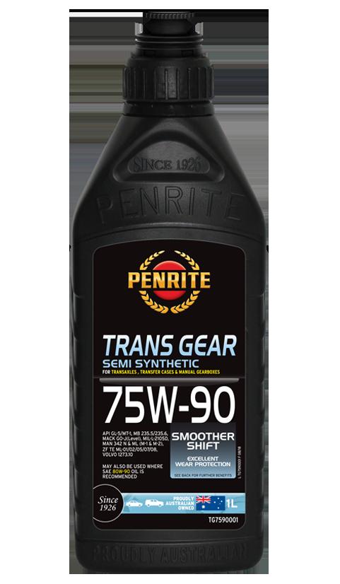 Penrite Oil - TRANS GEAR 75W-90 (Semi Syn.) - 1L