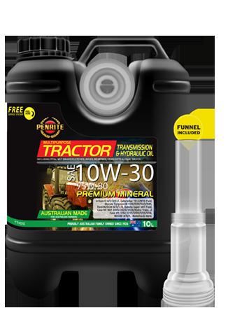 TRACTOR TRANSMISSION & HYDRAULIC OIL (UTTO) | Penrite Oil