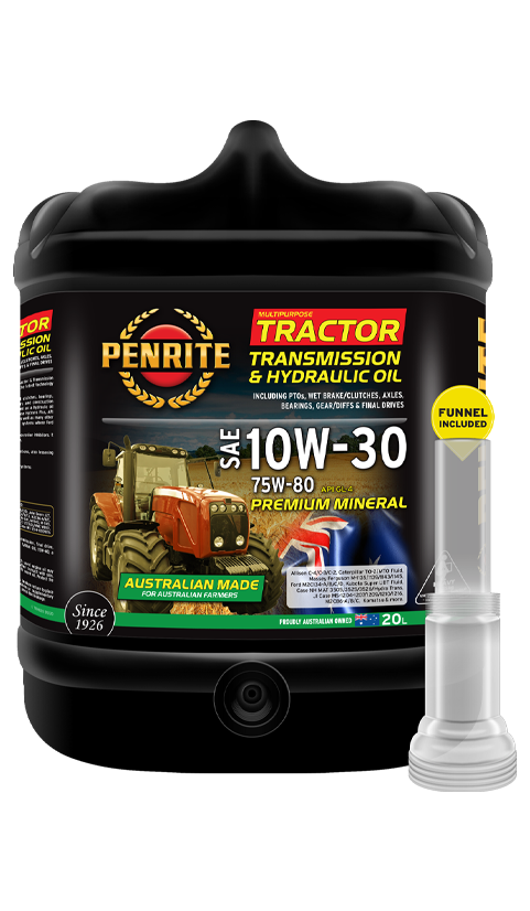 TRACTOR TRANSMISSION & HYDRAULIC OIL (UTTO) | Penrite Oil