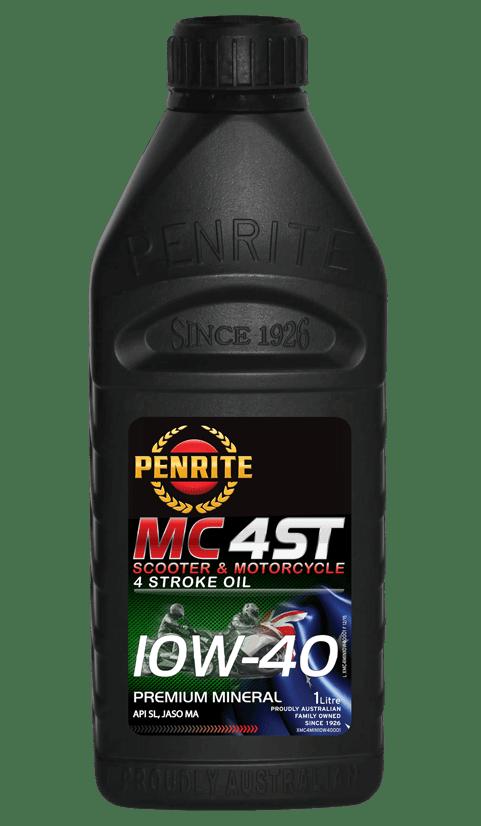Penrite Oil - MC4 ST 10W-40 - 1L