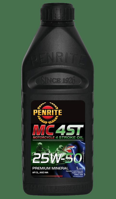 Penrite Oil - MC4 ST 25W-50 - 1L