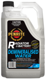 Penrite Oil - DEMINERALISED WATER
