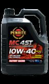 Penrite Oil - MC-4ST 10W-40 (PAO & ESTER)